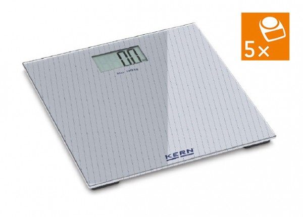 Balance pèse-personne électrique, 180kg max.